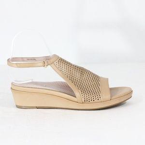 Taryn Rose Wedge Sandals Women Shoe Tiso 10